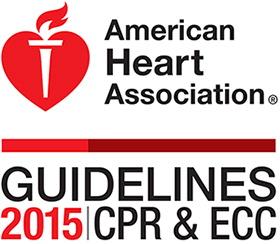 Guidelines 2015 da AHA para RCP e ACE
