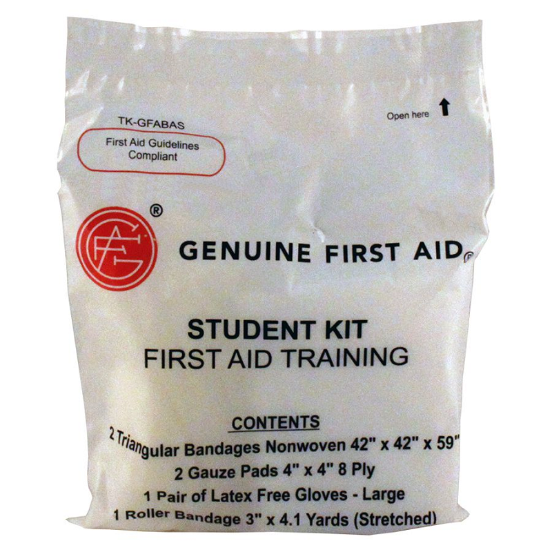 Training First Aid Kits